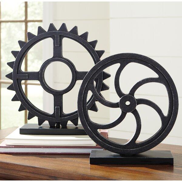Urban 2 Piece Sculpture Set by Trent Austin Design