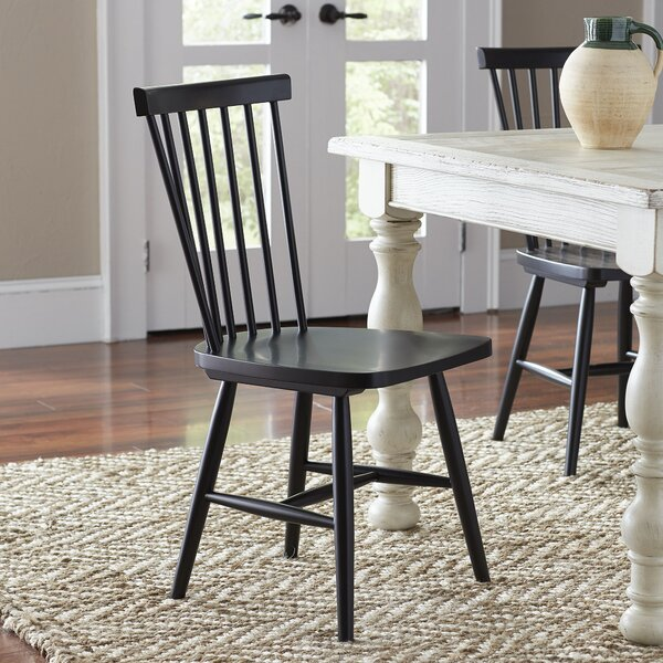 Sowerby Solid Wood Dining Chair (Set of 2) by Birch Lane™ Heritage