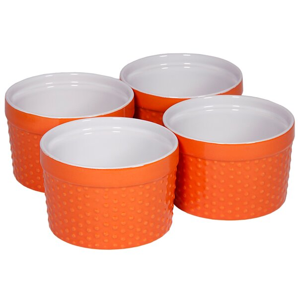 Round Mini Ramekin (Set of 4) by Home Essentials and Beyond