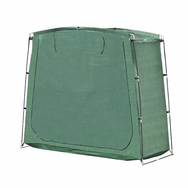 Rectangular Space Saving Outdoor Bike Storage Tent