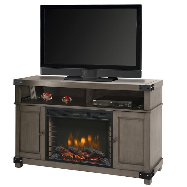 Hudson 53 TV Stand with Fireplace by Muskoka