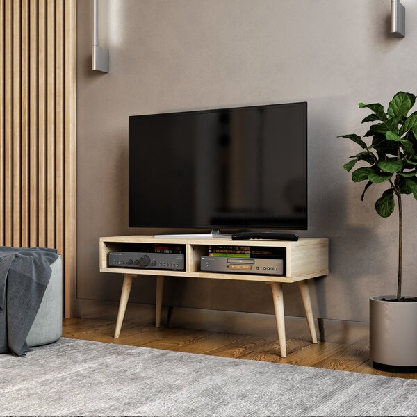Dreiling Open Shelving TV Stand For TVs Up To 32