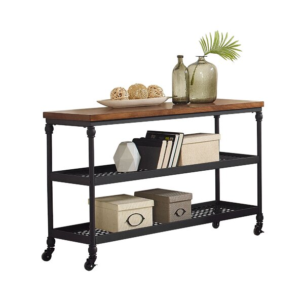 Hogans Console Table by Williston Forge