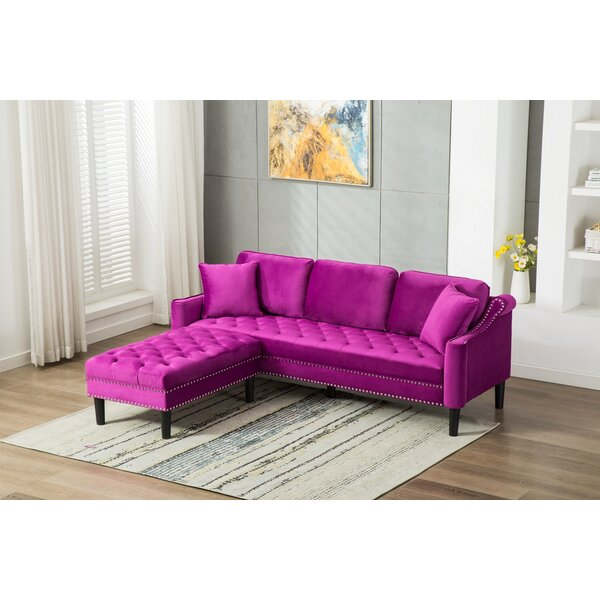 Kasson Chesterfield Sofa with Ottoman by Mercer41