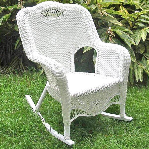 Riviera Rocking Chair by International Caravan