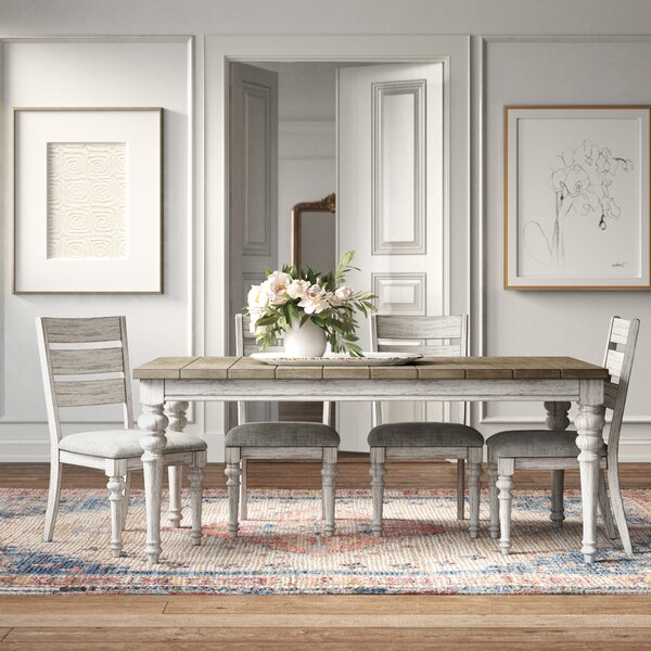 Lydia 5 Piece Dining Set by Kelly Clarkson Home Kelly Clarkson Home