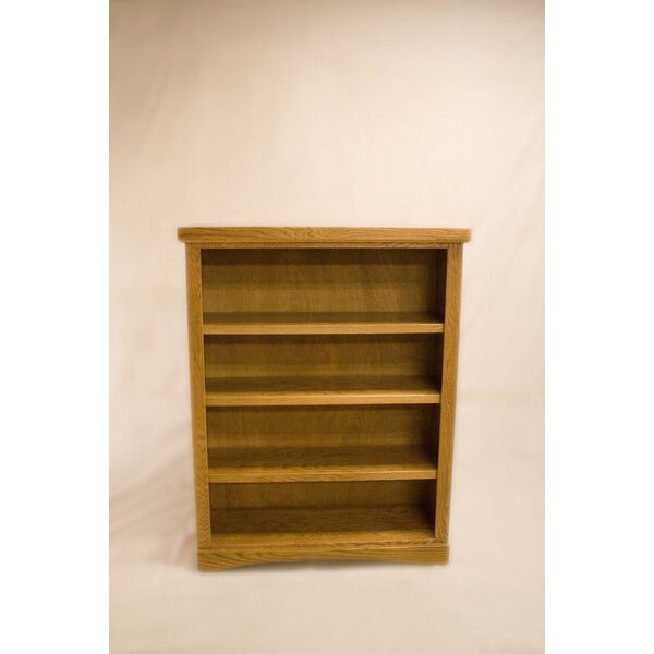 Curiel 2 Shelf Traditional Standard Bookcase by Darby Home Co