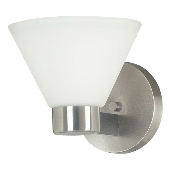 Russell 1-Light Armed Sconce by Wildon Home ®