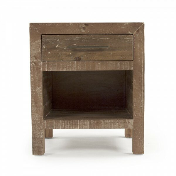 Alanis 1 Drawer Nightstand by Foundry Select