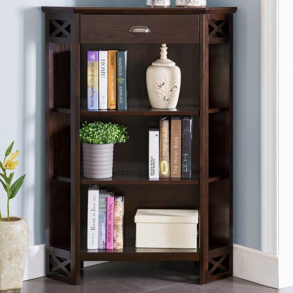 Chesnut Corner unit Bookcase by Longshore Tides