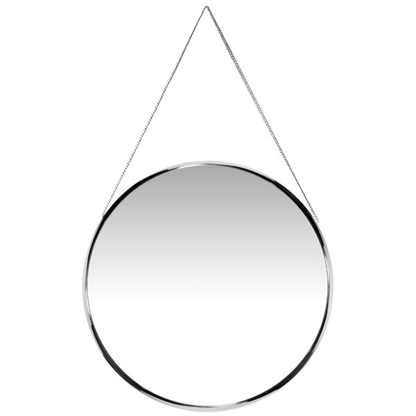Rhein Accent Mirror by Wrought Studio
