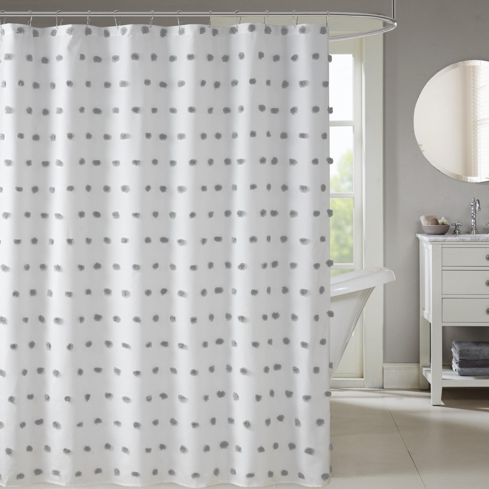 Tybalt Single Shower Curtain Reviews Joss Main