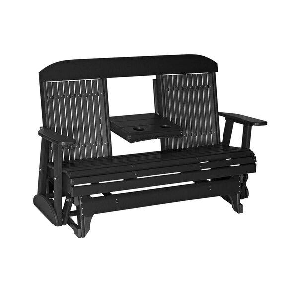Clayford Classic Glider Bench by Ebern Designs Ebern Designs