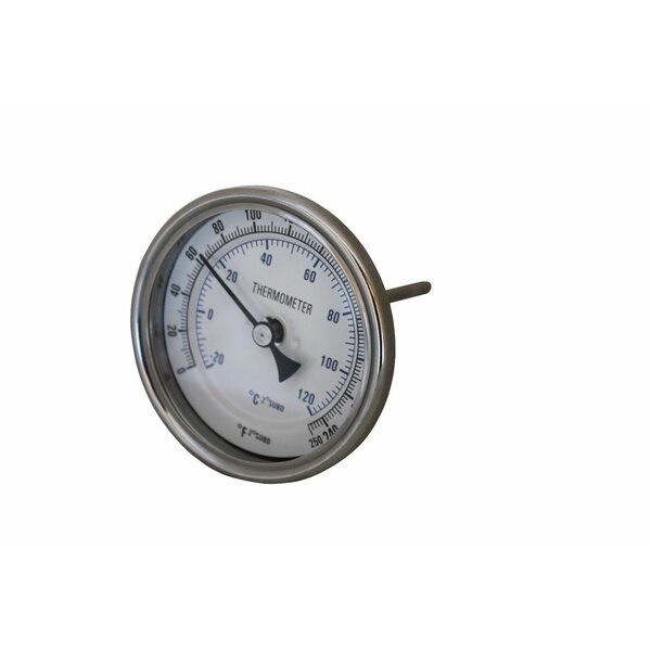 Stainless Steel Thermometer by Concord Cookware