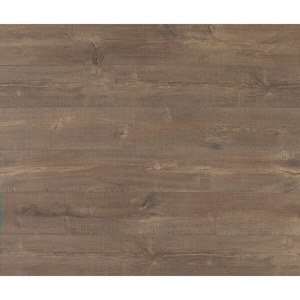 Reclaime 8 x 54 x 12mm Oak Laminate Flooring Plank in Mocha Oak by Quick-Step