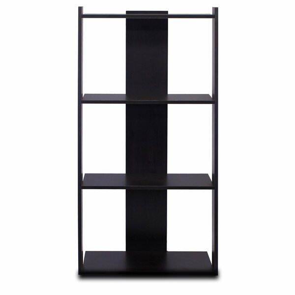 Hildebrand Standard Bookcase By Symple Stuff