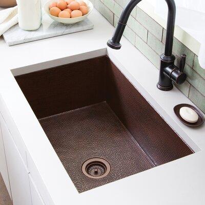 Kitchen Sink Undermount Antique Copper photo