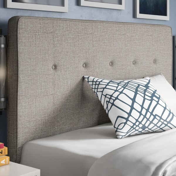 Andraid Tufted Upholstered Panel Headboard by Brayden Studio