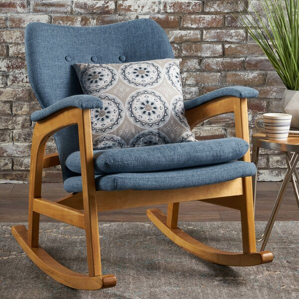 Welton Rocking Chair by Brayden Studio