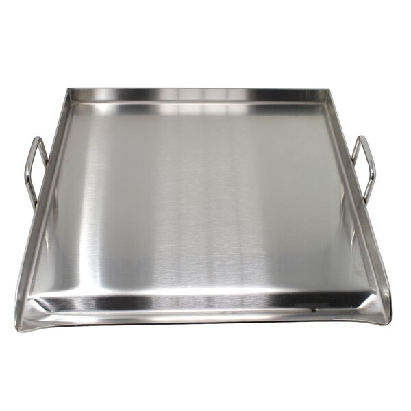 20 Stainless Steel Universal Griddle by Concord Cookware