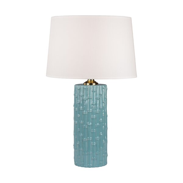 Vineleaf Ceramic 29 Table Lamp by Bay Isle Home