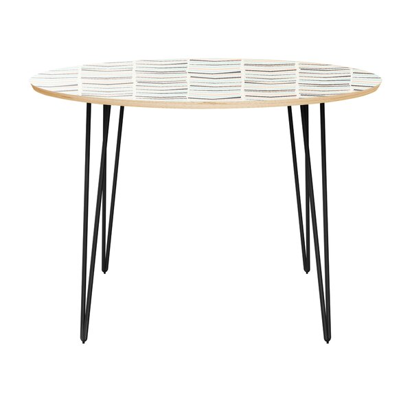 Camp Mabry Dining Table by Wrought Studio