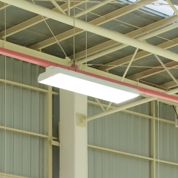 LED High Bay by NICOR Lighting