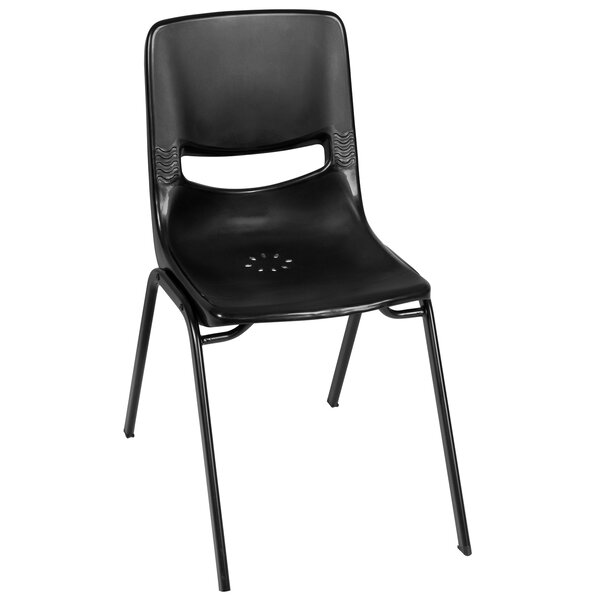 Charm 17.5 Plastic Classroom Chair by Regency