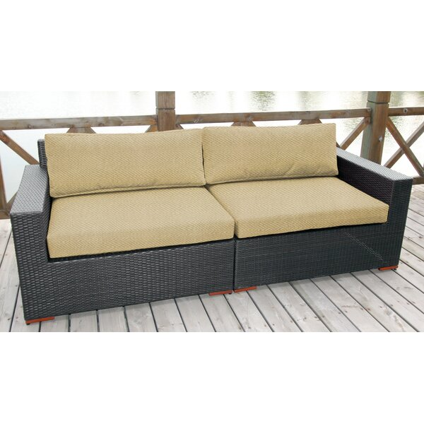 Scholtz Sofa with Cushions by Bay Isle Home