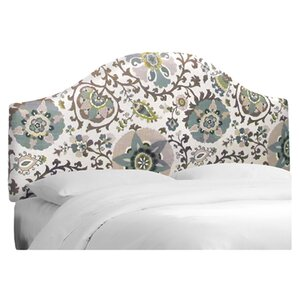 Ketrina Queen Polyester Upholstered Headboard by Skyline Furniture