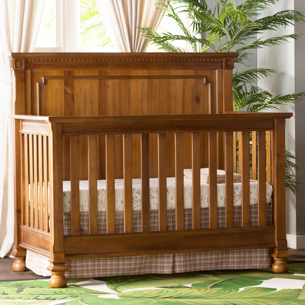Mason 4-in-1 Convertible Crib by Viv + Rae