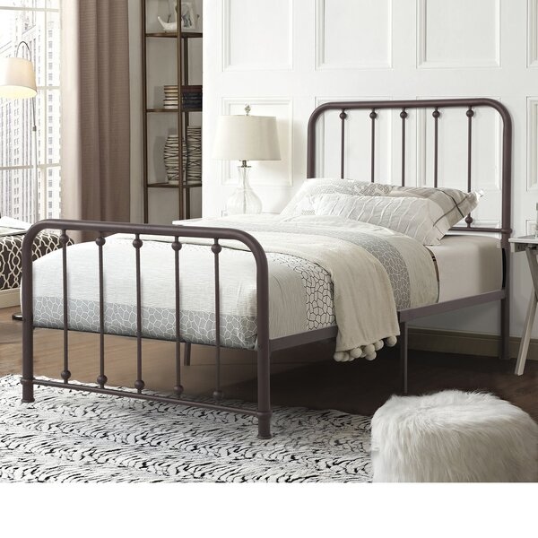 Augustine Standard Bed by Williston Forge