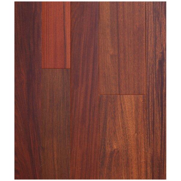 3 Engineered Ipe Hardwood Flooring in Espresso by Easoon USA