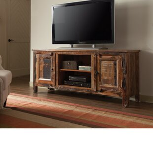Wenger Wood 60 TV Stand  by Millwood Pines
