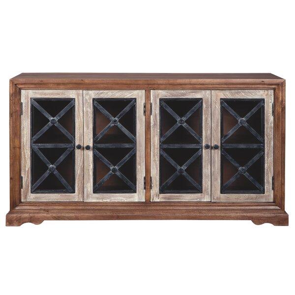 Stratton 4 Door Accent Cabinet by Williston Forge