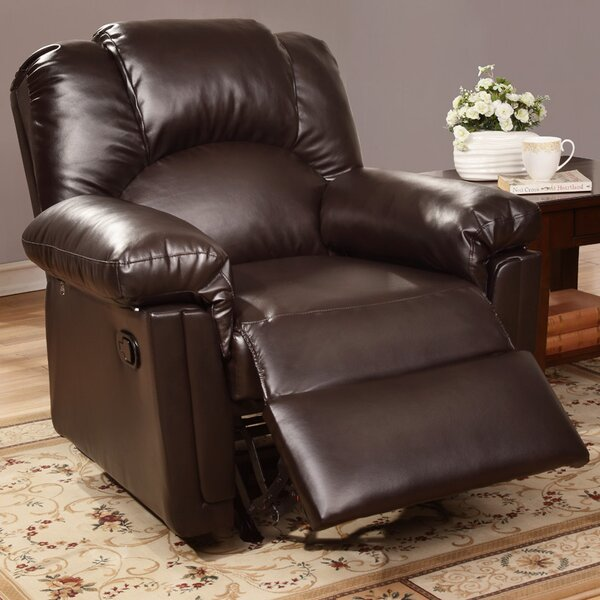 Jori Manual Rocker Recliner by A&J Homes Studio