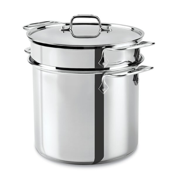 Specialty Cookware 8 Qt. Multi-Cooker by All-Clad