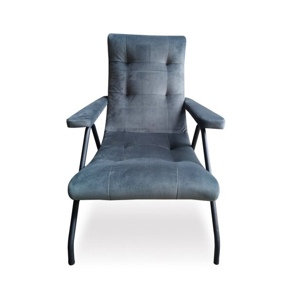 Kyal 27.5 inch Lounge Chair by Orren Ellis