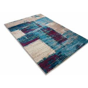 Buckland Blue Area Rug