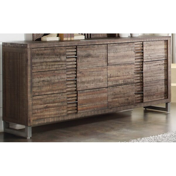 Veronica 6 Drawer Dresser by Foundry Select