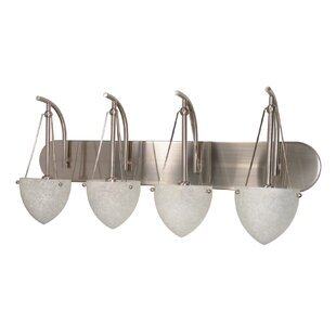 Compare & Buy Woolwich 4-Light Vanity Light By Latitude Run