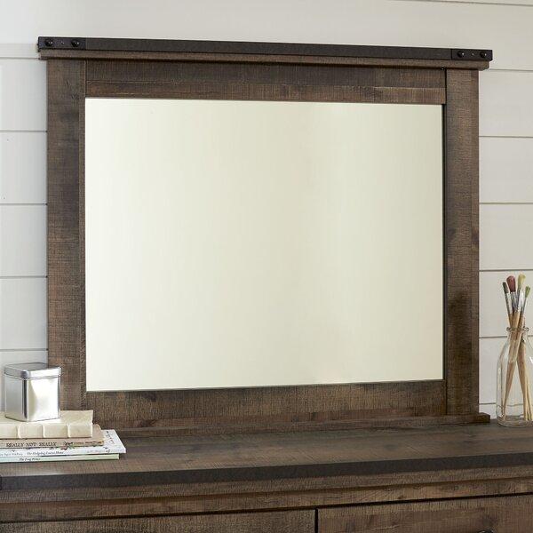 Tyrel Rectangular Dresser Mirror by Viv + Rae