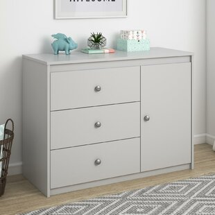 Check Prices Amak 3 Drawer Combo Dresser By Mack & Milo
