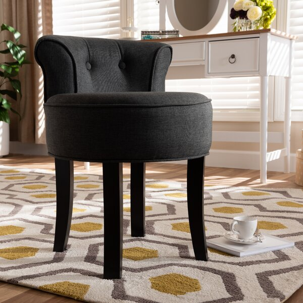 Grandstaff Barrel Chair by Charlton Home