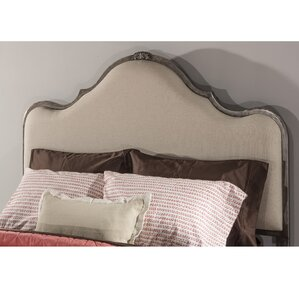 Grambling Upholstered Panel Headboard by Astoria Grand