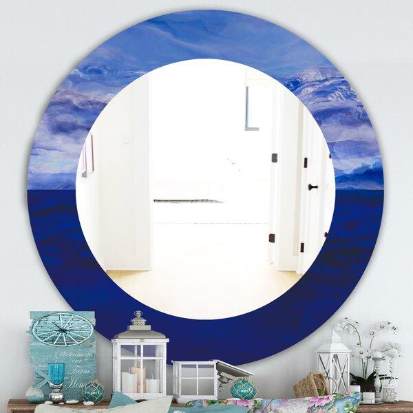 Vibe Traditional Frameless Wall Mirror