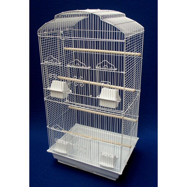 Shell Small  Bird Cage by YML