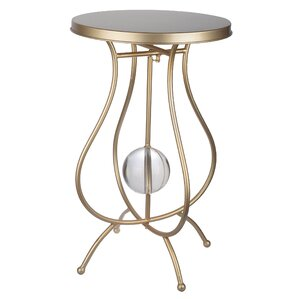 Lurdes End Table by Willa Arlo Interiors