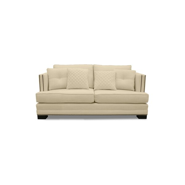 West Lux Sofa by South Cone Home