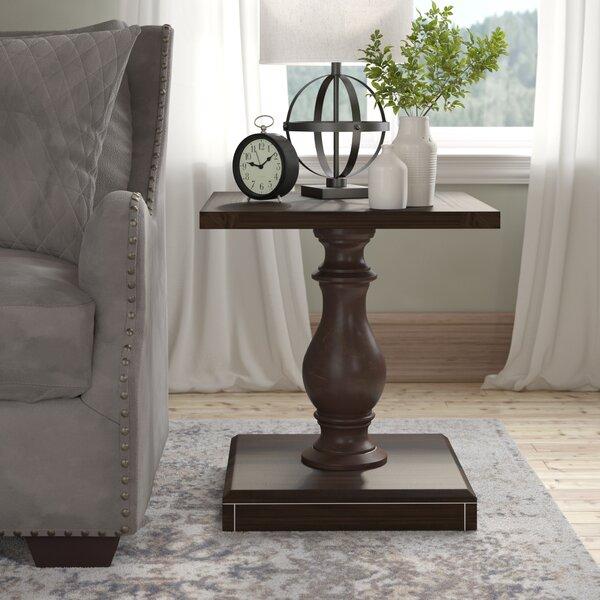 Fortunat End Table By Laurel Foundry Modern Farmhouse